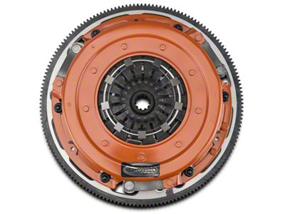 Centerforce DYAD DS Twin Disc Clutch - 8 Bolt Crank (96-04 GT, Cobra)