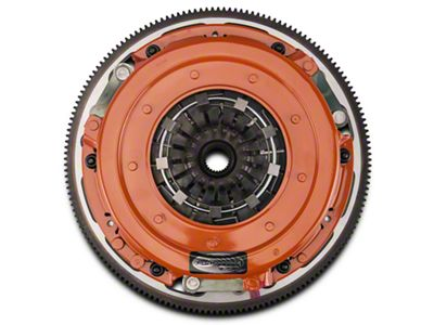 Centerforce DYAD DS Twin Disc Clutch w/ Flywheel (09-14 GT500)