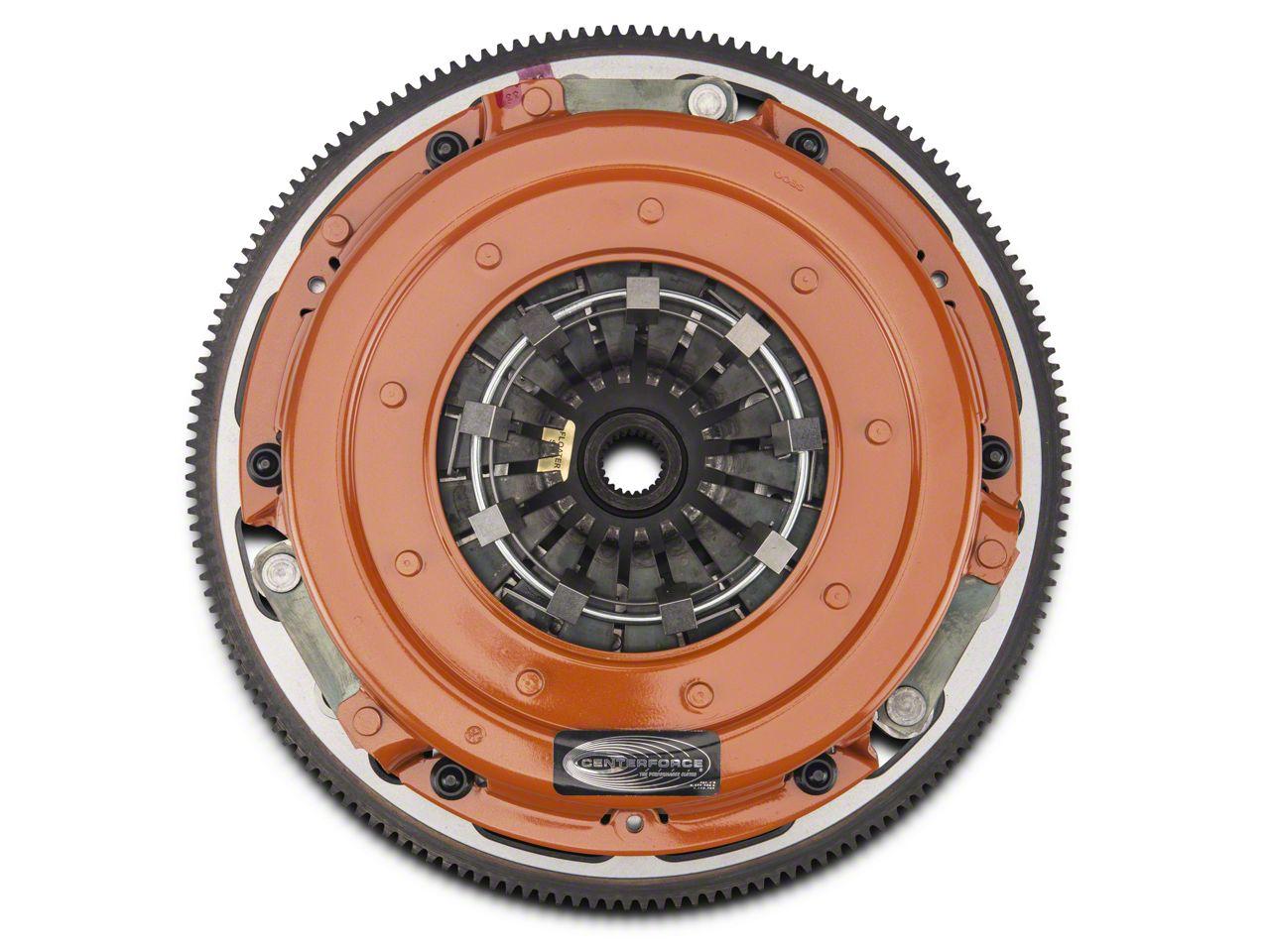 Centerforce DYAD DS Twin Disc Clutch w/ Flywheel (11-17 GT; 12-13 BOSS 302)