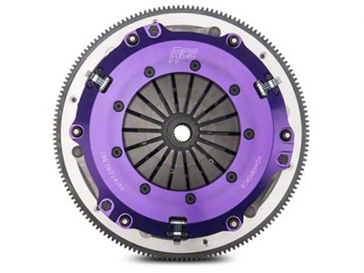ACE Racing PowerForce Twin Disc Clutch w/ Flywheel (11-13 GT)