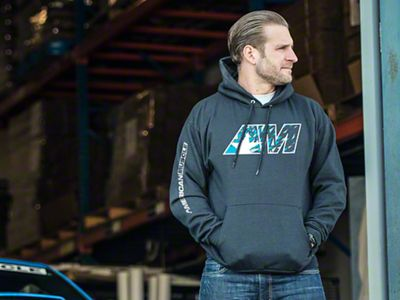 AmericanMuscle Shatter Hoodie - Promo