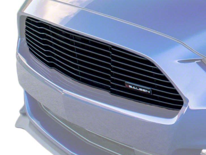 Saleen S302 White Label Upper Grille (15-17 GT, EcoBoost, V6)