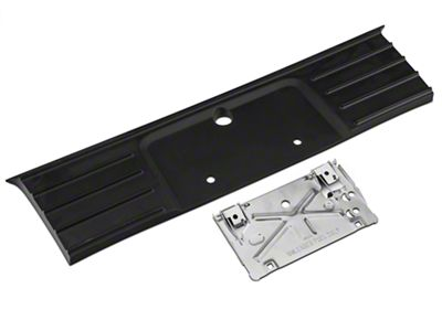 Saleen S281 Decklid Trim Panel (05-09 All)