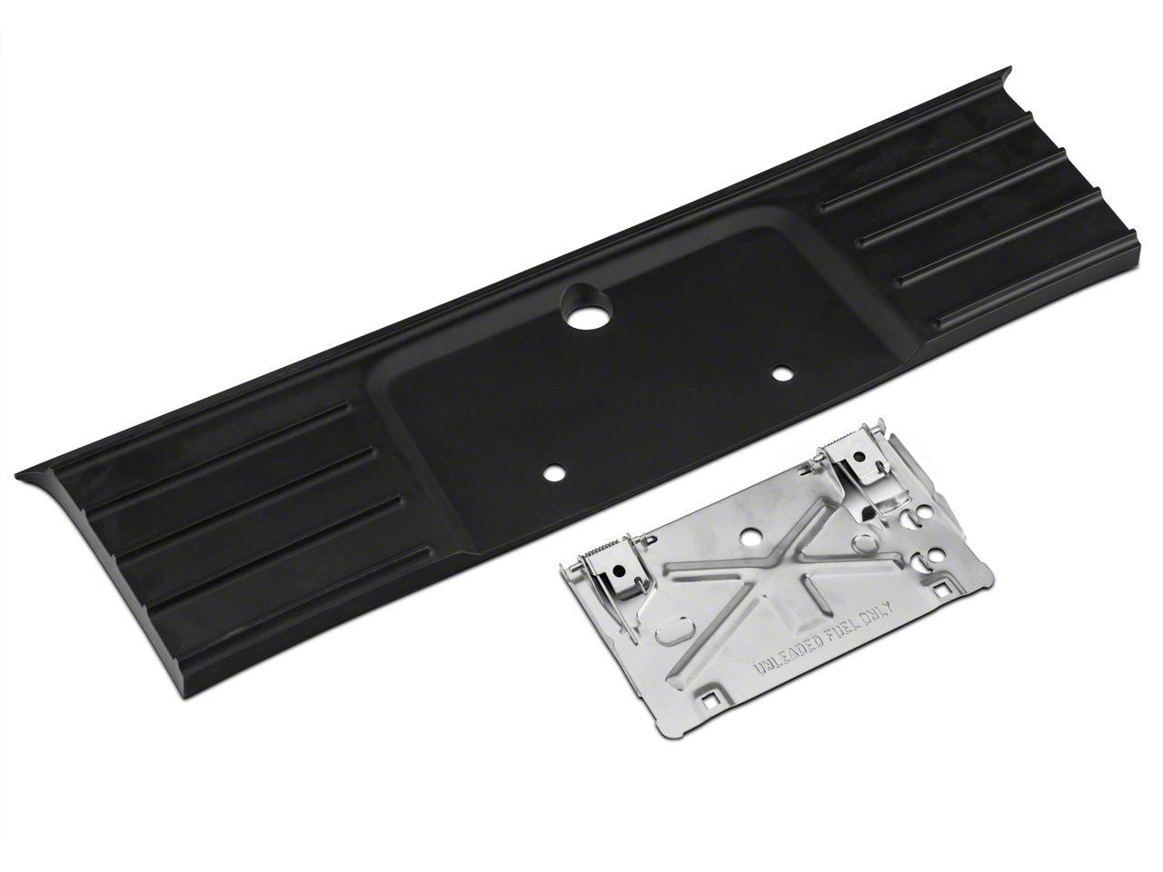 Saleen S281 Decklid Trim Panel (05-09 All)
