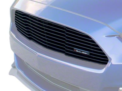 Saleen S302 Black Label Upper Grille (15-17 w/ Saleen Black Label Fascia)
