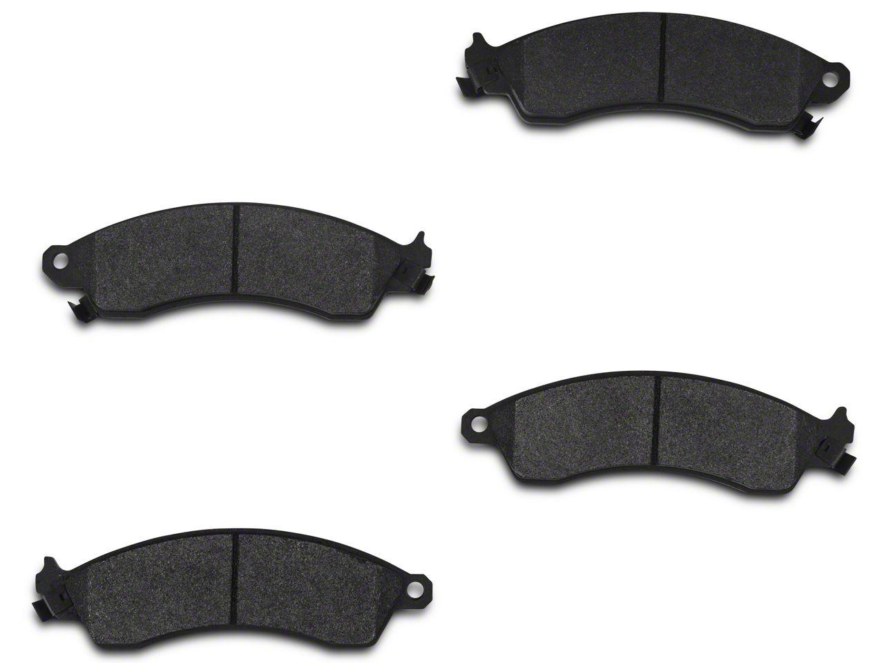 Xtreme Stop Carbon Graphite Brake Pads - Front Pair (94-04 Cobra, Bullitt, Mach 1)