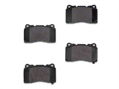 Xtreme Stop Performance Ceramic Brake Pads - Front Pair (11-14 GT Brembo; 12-13 BOSS 302; 07-12 GT500)