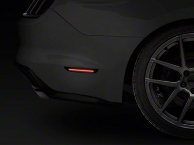 Vividline Smoked LED Rear Side Markers (15-19 All)