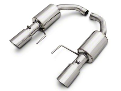 Pypes Street Pro Touring Axle-Back Exhaust (15-17 GT)