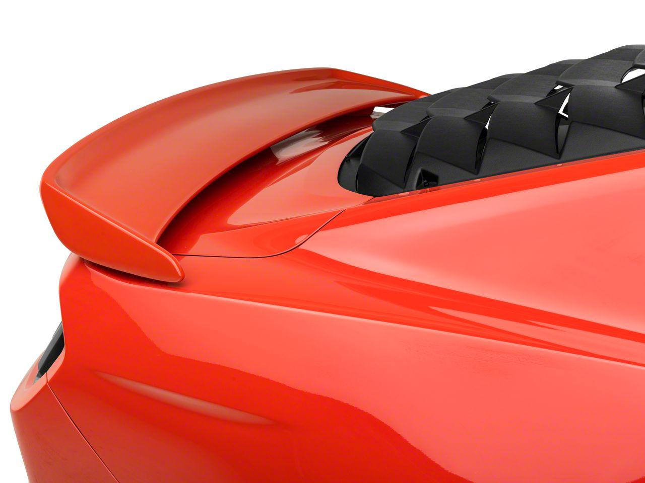 Cervini's C-Series Pedestal Wing - Unpainted (15-19 Fastback)
