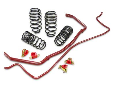 Eibach Pro-Plus Suspension Kit (15-19 EcoBoost w/o MagneRide, V6)
