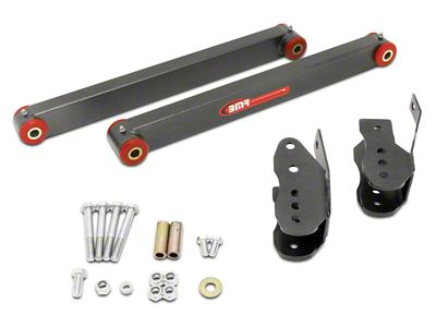BMR Steel Anti-Wheel Hop Package - Hammertone (05-14 All)