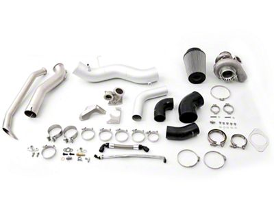 cp-e Precision Gen I Atmosphere Turbo Kit w/ DownScream Pipe (15-18 EcoBoost)
