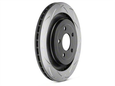 DBA 4000 T3 Slotted Rotor - Rear (15-19 GT, EcoBoost w/ Performance Pack)