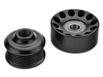 VMP 2.49 in. Roush M90 Pulley & 90MM Idler Package (05-10 GT)