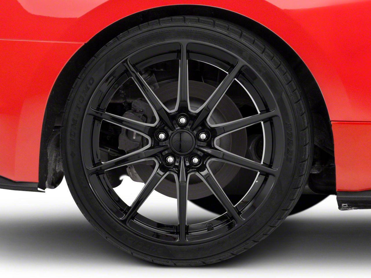 MRR M350 Black Wheel - 19x10 (15-18 All)