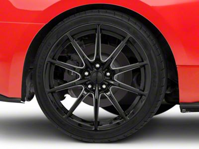 MRR M350 Black Wheel - 19x11 (15-19 All)