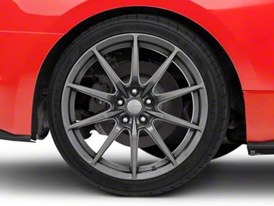 MRR M350 Graphite Wheel - 19x10 (15-19 All)