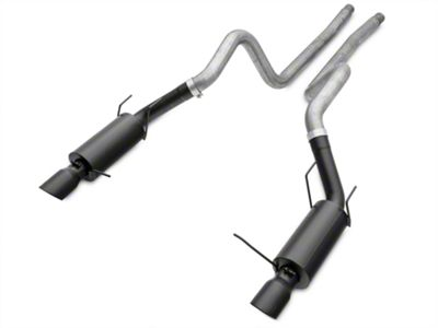 MBRP Black Series Cat-Back Exhaust - Street Version (11-14 GT)