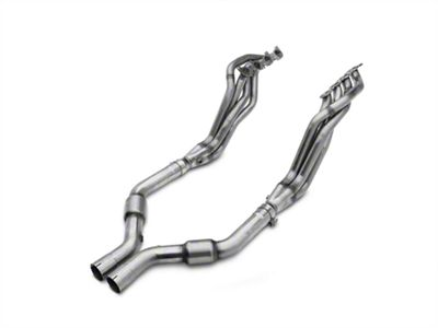 MBRP 1-7/8 x 3 in. Long Tube Catted Headers (15-19 GT)