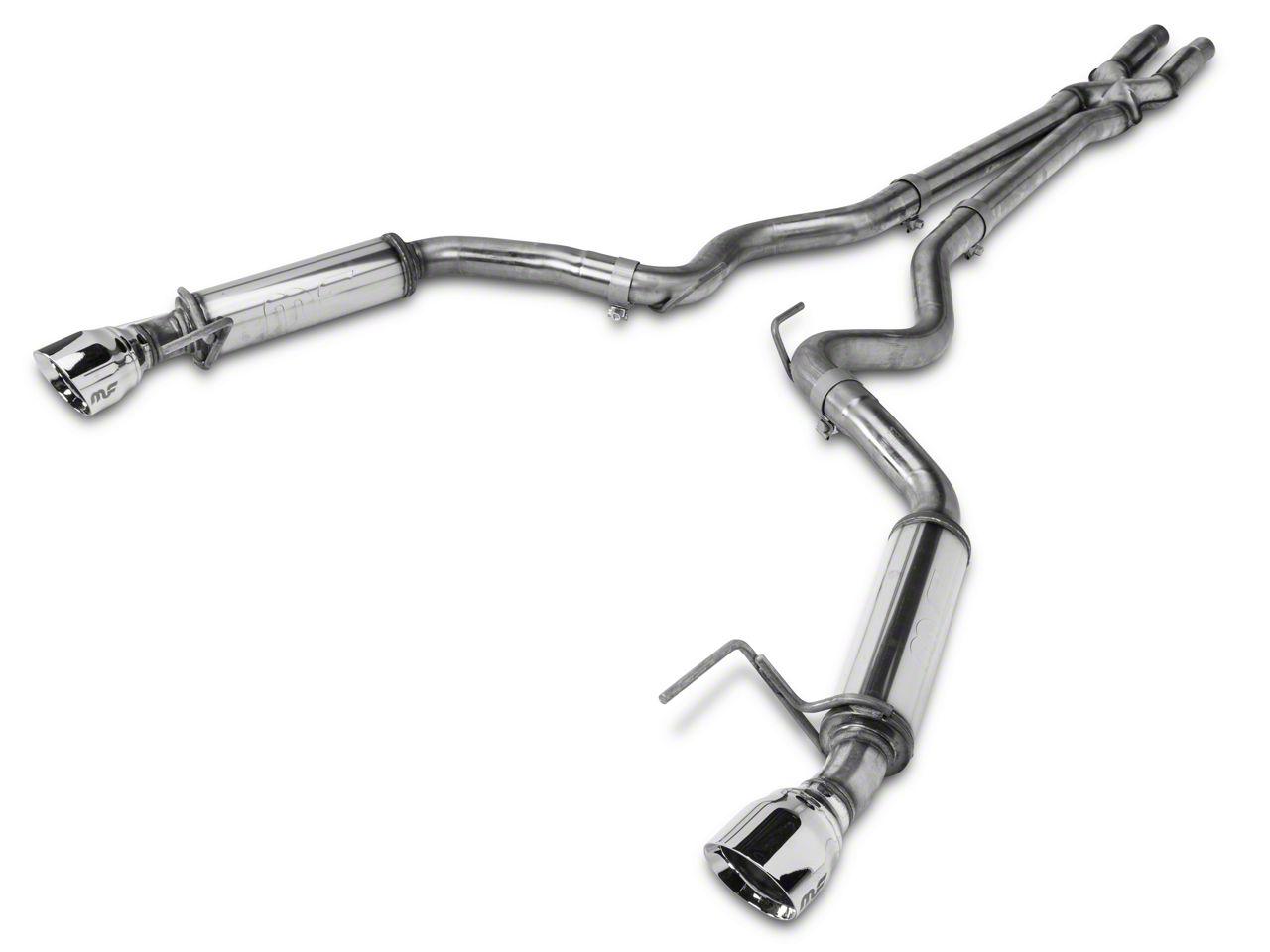 Magnaflow Competition Cat-Back Exhaust (15-17 V6)