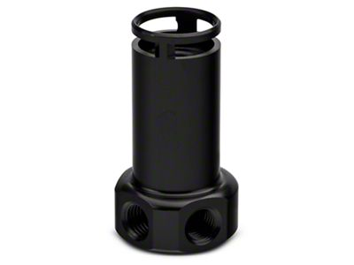 Turbosmart Boost Reference Adapter - Black (15-19 EcoBoost)