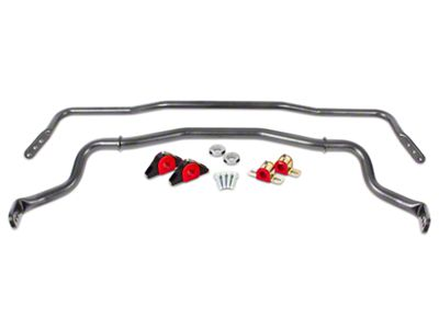 BMR Adjustable Front & Rear Sway Bars - Hammertone (15-19 All)
