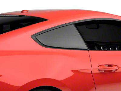 Anderson Composites Quarter Window Covers - Carbon Fiber (15-19 Fastback)
