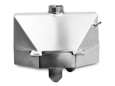 Coolant Expansion Tank w/ Overflow Catch Can - Satin (15-19 All)