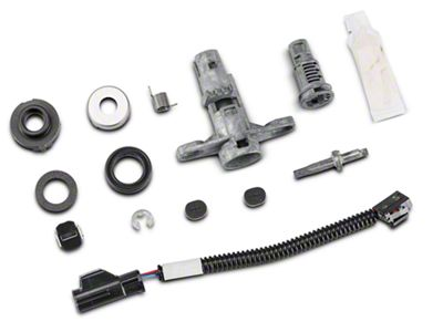 OPR Trunk Lock Service Set (05-14 All)