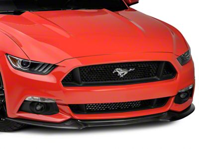 Carbon Fiber Chin Spoiler (15-17 GT, EcoBoost w/ Performance Pack)