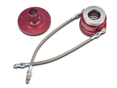 McLeod Adjustable Hydraulic Throwout Bearing/Slave Cylinder (05-17 GT; 12-13 BOSS 302)
