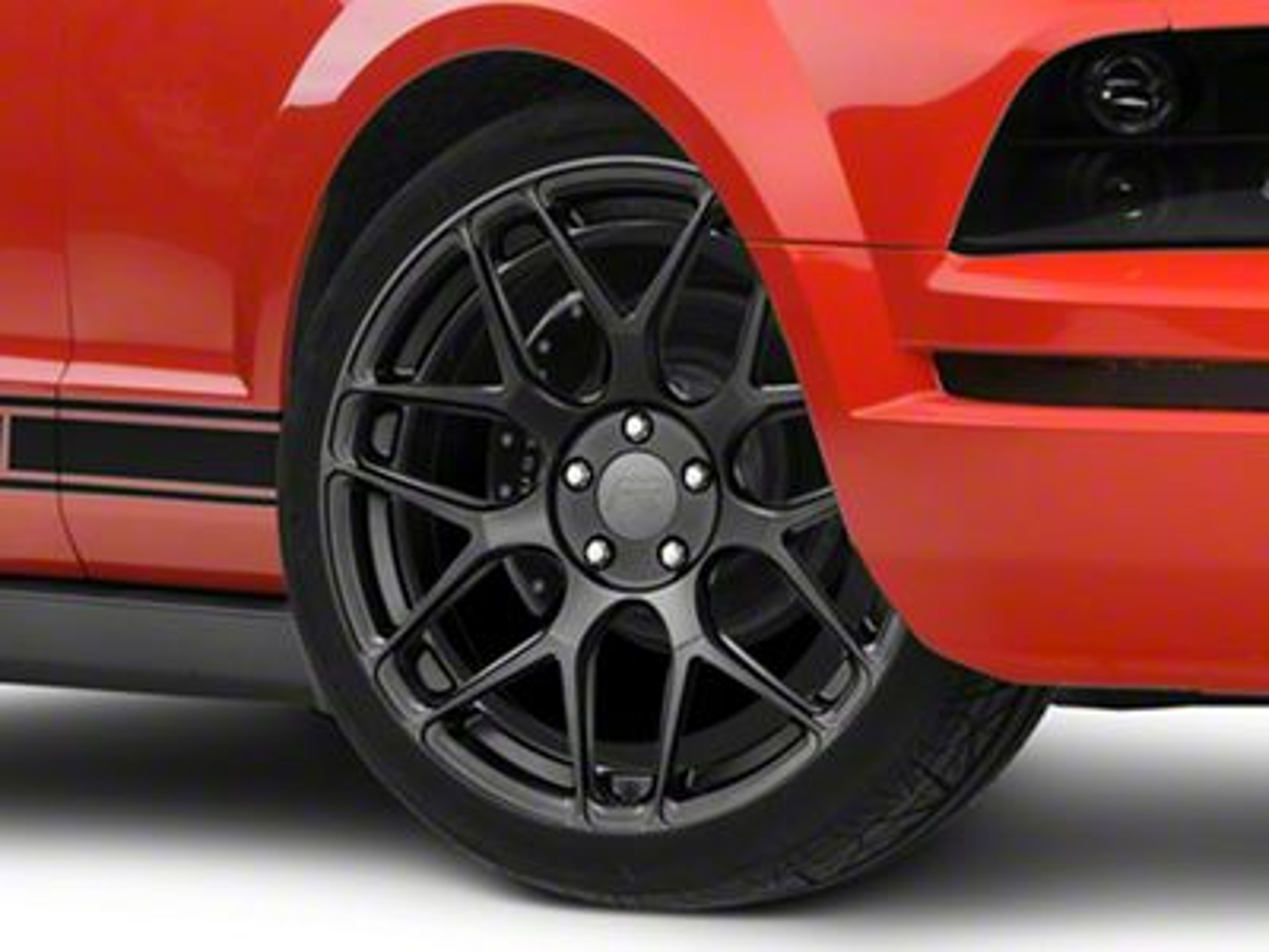 Rovos Pretoria Gunmetal Wheel - 20x8.5 (05-14 All)
