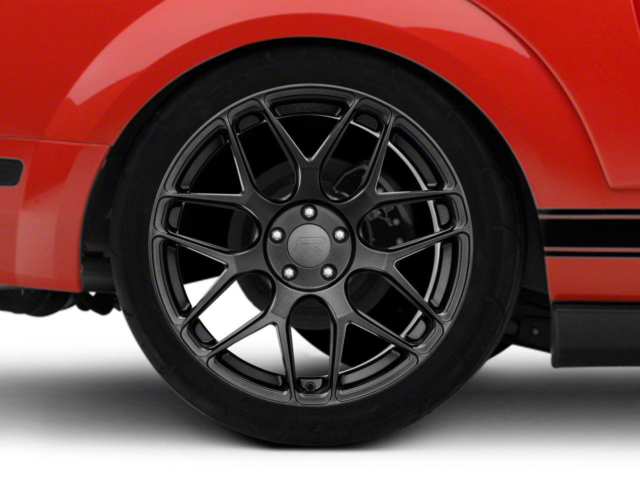 Rovos Pretoria Gunmetal Wheel - 20x10 - Rear Only (05-14 All)