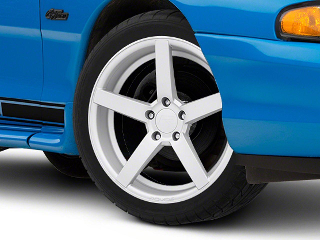 Rovos Durban Silver Wheel - 18x9 (94-04 All)