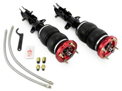 Air Lift Performance 4-Way Manual Air Suspension Kit - 1/4 in. Lines (05-14 All)
