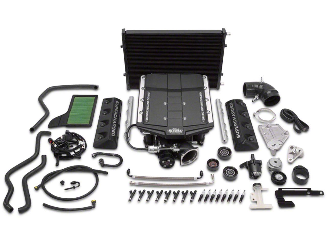 Edelbrock E-Force Stage 1 Street Supercharger Kit w/o Tuner (15-17 GT)
