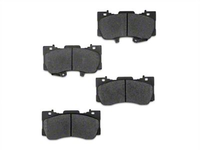 Stillen Metal Matrix Brake Pads - Front Pair (15-19 Standard GT, EcoBoost w/ Performance Pack)