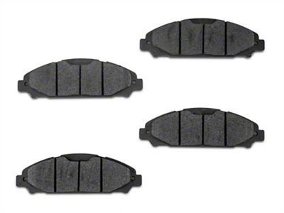 Metal Matrix Brake Pads - Front Pair (15-19 Standard EcoBoost, V6)