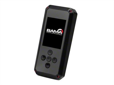 Bama Rev-X Tuner by SCT w/ 2 Custom Tunes (11-14 V6)