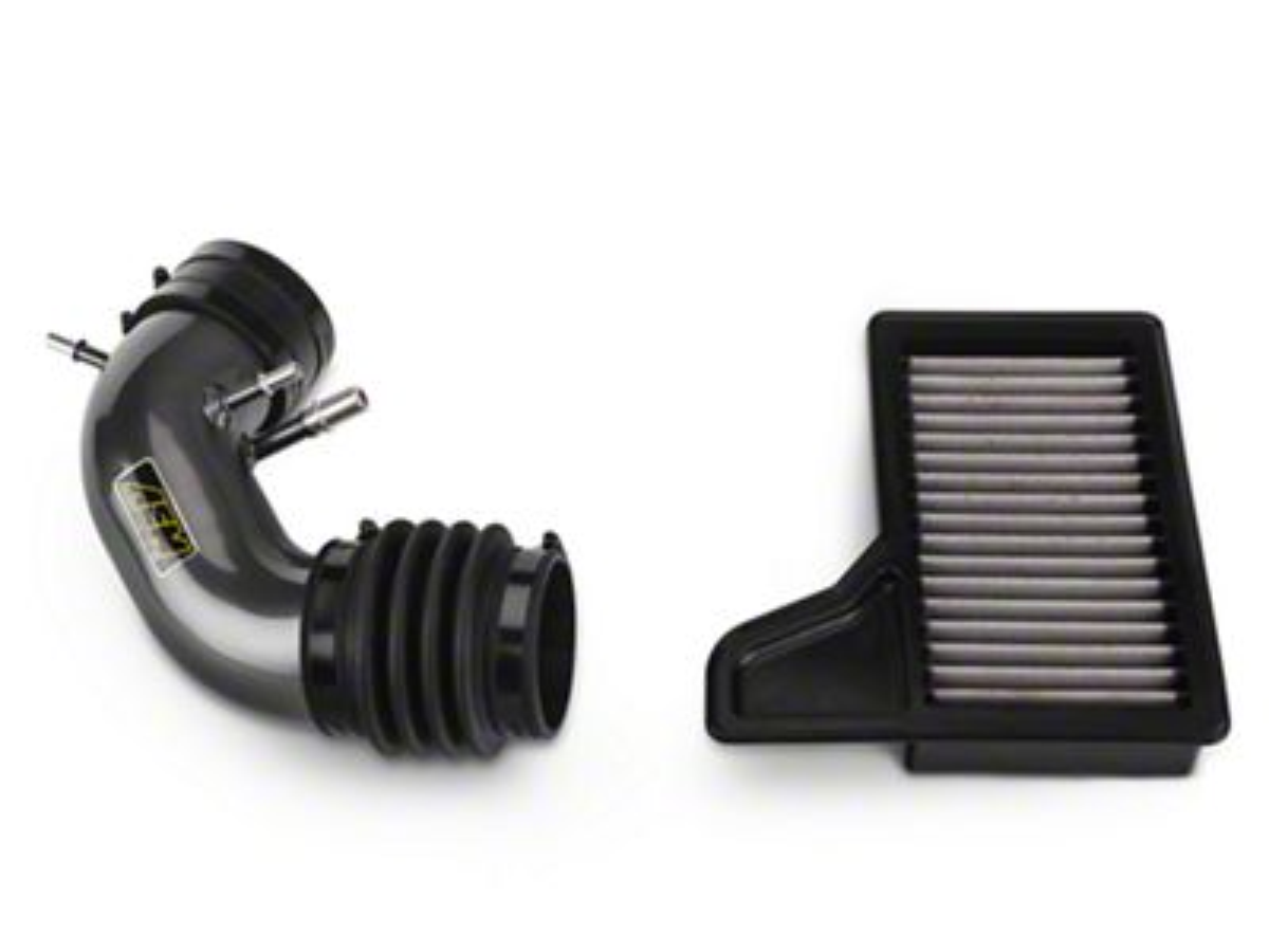 AEM Intake Tube w/ DryFlow Replacement Air Filter (15-17 GT)