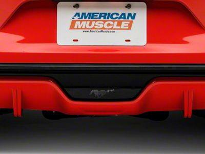 American Muscle Graphics Reverse Light Pony Logo Decal (15-19 All)