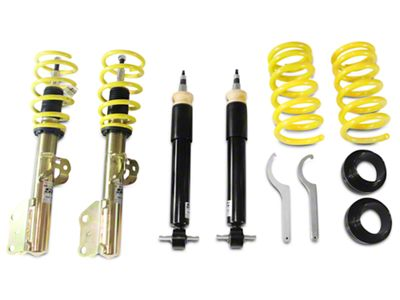 ST Suspension ST-X Height Adjustable Coilover Kit (15-19 w/o MagneRide)