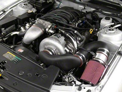 Paxton Novi 2200 Supercharger Kit - Satin (2010 GT)