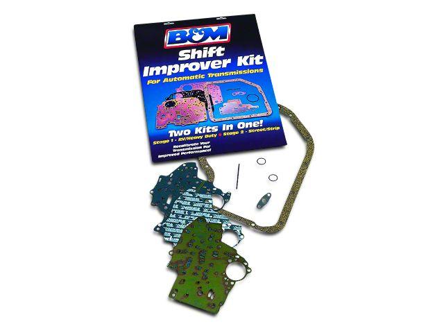 B&M Automatic Transmission Shift Improver Kit - 4R70W (96-99 GT, V6)