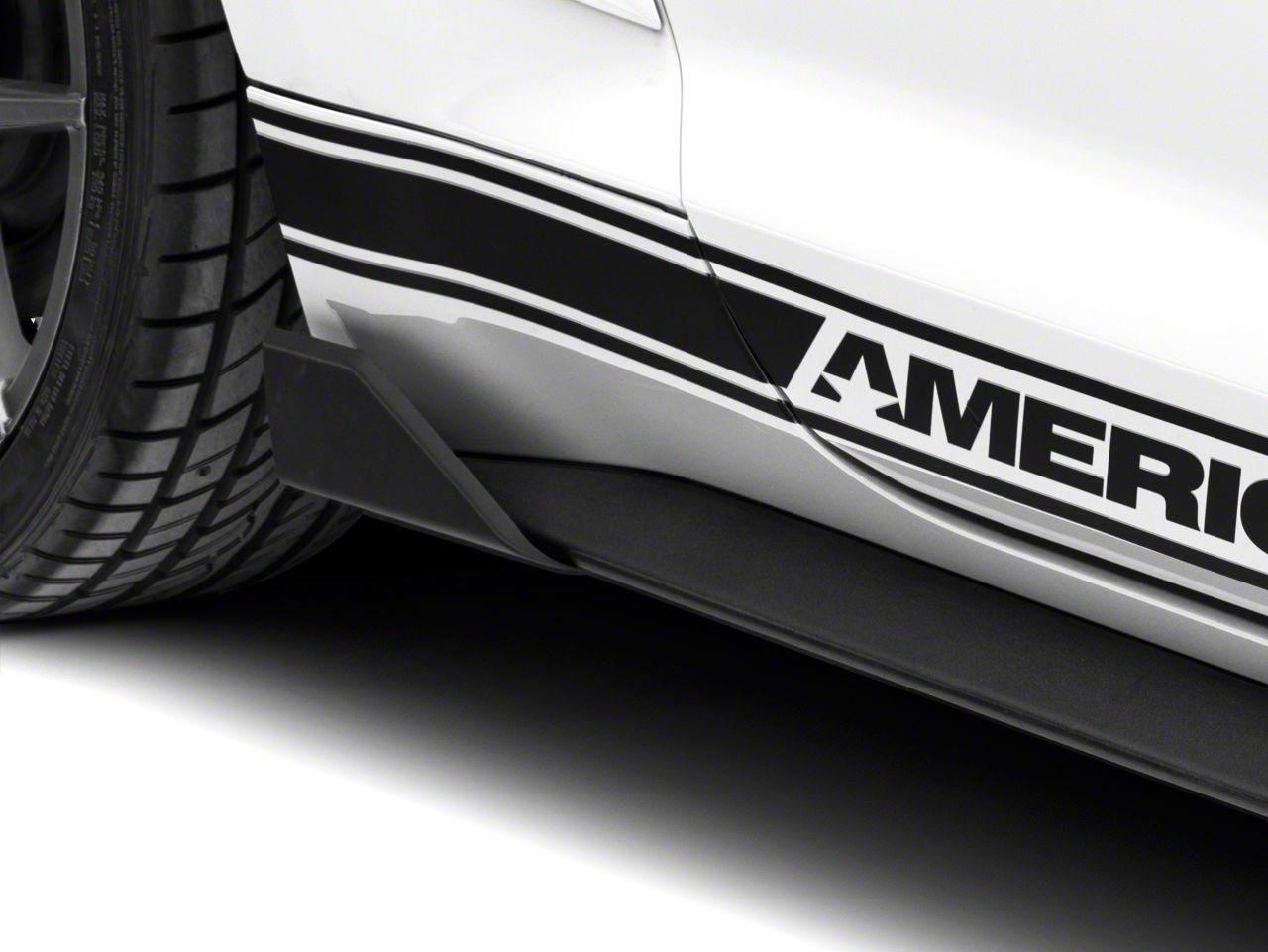 MMD Rocker Panel Winglets (15-19 GT, EcoBoost, V6)