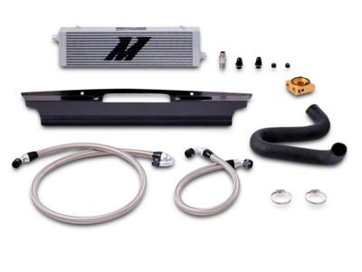 Mishimoto Silver Oil Cooler Kit (15-17 GT)