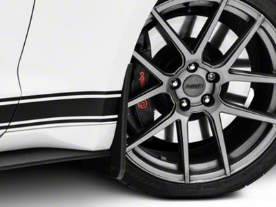 MMD Splash Guards w/ Pony Logo - Front Pair (15-19 All)