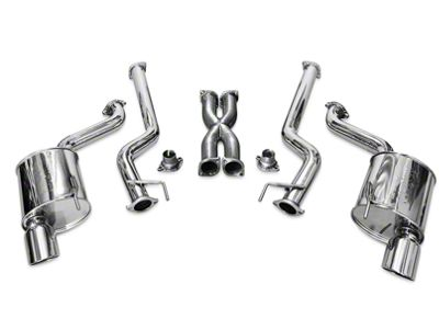 Injen Super SES Cat-Back Exhaust System (15-17 GT Fastback)