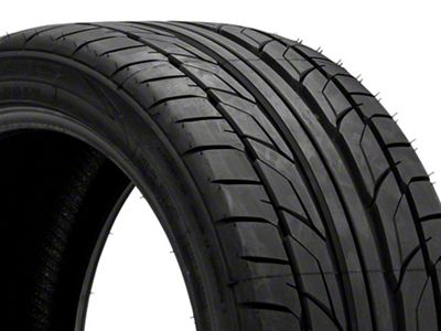 NITTO NT555 G2 Ultra High Performance Tire (17 in., 18 in., 19 in., 20 in.)